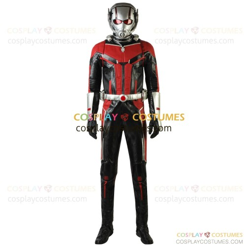 Ant-Man Scott Lang Cosplay Costumes for Ant-Man Cosplay