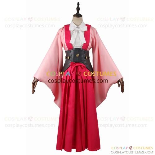 Ayame Yomogawa Costume for Kabaneri of the Iron Fortress Cosplay