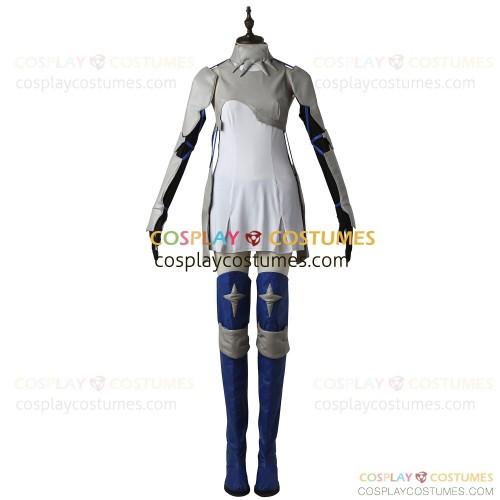 Aiz Wallenstein Costume for DanMachi Gaiden Sword Oratoria Cosplay