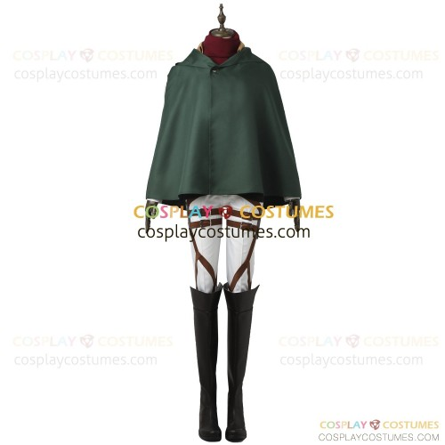 LeviCostume for Attack on Titan Cosplay