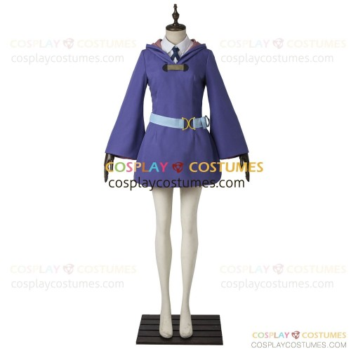 Lotte YansonCostume for Little Witch Academia Cosplay