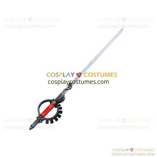 Thunderbolt Fantasy Cosplay Dan Fei props with sword