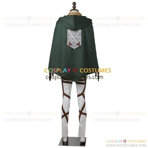 Training CorpsCostume for Attack on Titan Cosplay