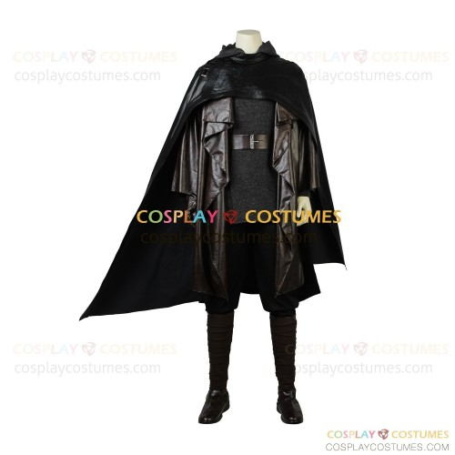 Skywalker Luke Cosplay Costume for Star War Cosplay