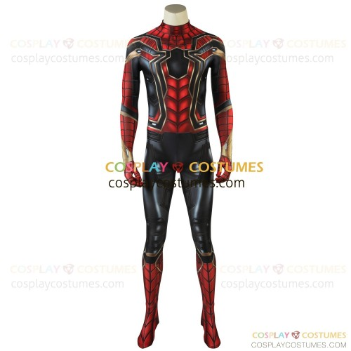 Spider-Man Cosplay Costume for Spider-Man Cosplay