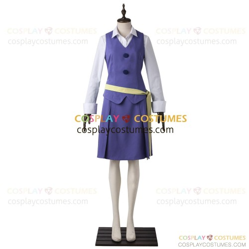 HannaCostume for Little Witch Academia Cosplay