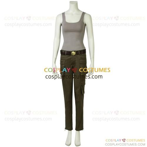 Lara Croft Costume for Tomb Raider Cosplay