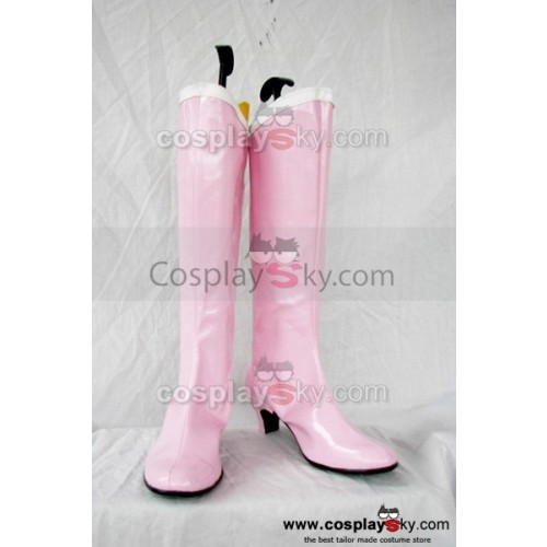 Sailor Moon Chibi Usa Cosplay Boots Custom Made