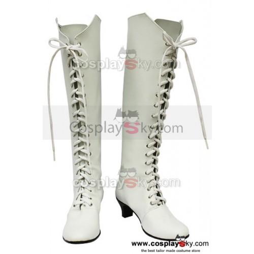 Rozen Maiden Kirakishow Anime Cosplay Boots Custom made