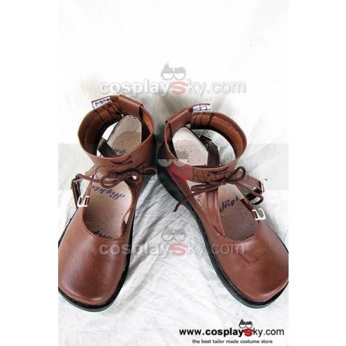 Rozen Maiden Lapislazuri Stern Cosplay Shoes Custom Made