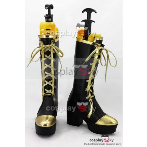 LoveLive! Umi Sonoda Maid Boots Cosplay Shoes