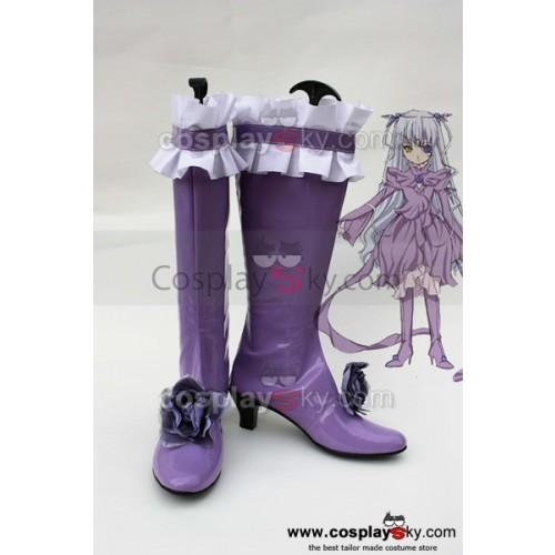 Rozen Maiden  Barasuishou Anime Cosplay Boots Custom made