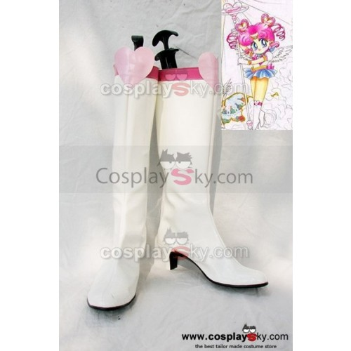 Sailor Moon Small Lady Serenity Cosplay Boots