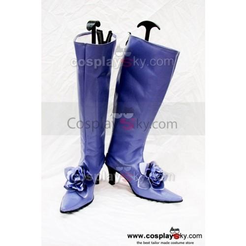 Rozen Maiden Rose quartz Cosplay Boots Custom Made
