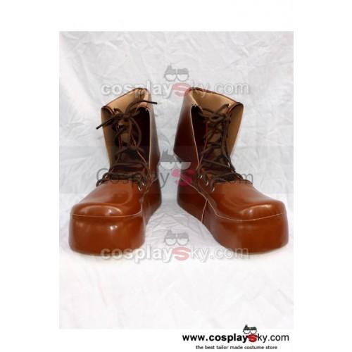 Rozen Maiden Souseiseki Cosplay Boots Custom Made