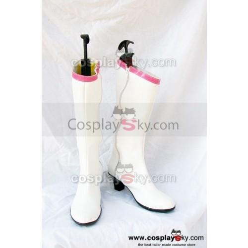 Sailor Moon Tsukino Usagi Cosplay Boots Custom Made
