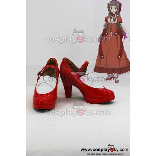 Problem Children are Coming from Another World Kudō Asuka Cosplay Shoes