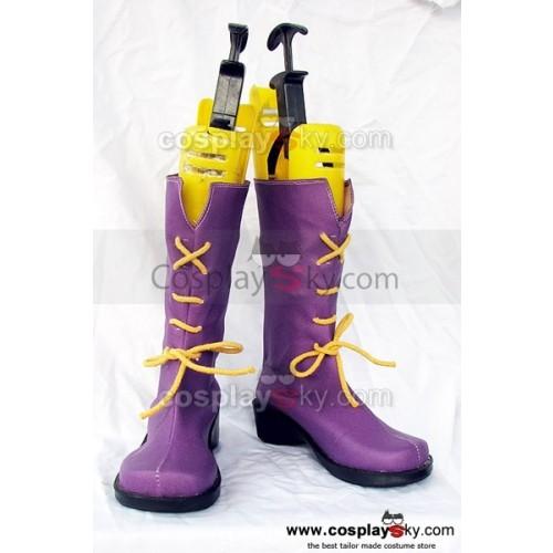 Shugo Chara Hinamori Amu Cosplay Boots