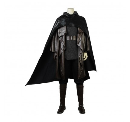 Skywalker Luke Cosplay Costume for Star War Cosplay