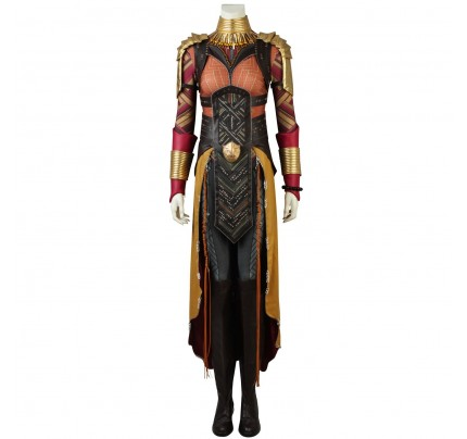 Okoye Costume for Black Panther Cosplay
