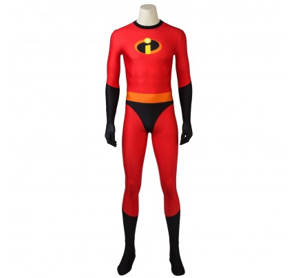 Mr Incredible Costume for The Incredibles Cosplay