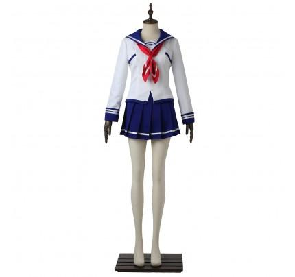 Asuha KusunokiCostume for Battle Girl High School Cosplay