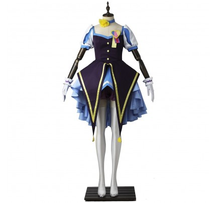 Mio HondaCostume for The Idolmaster Cosplay
