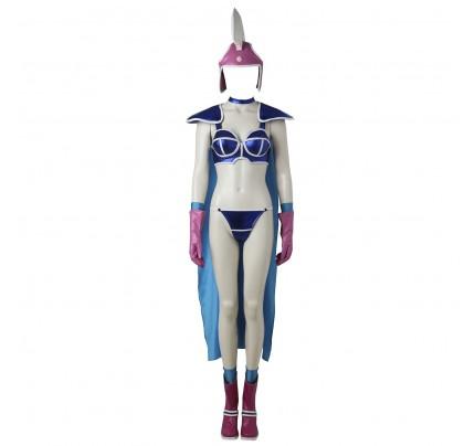Chichi Costume for Dragon Ball Cosplay