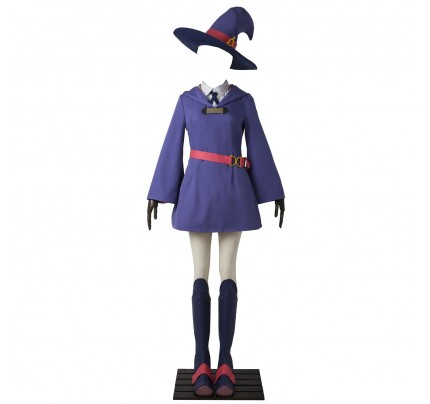 Lotte Yanson Costume for Little Witch Academia Cosplay