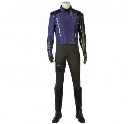 Winter Soldier Bucky Barnes Costumes for The Avengers Cosplay