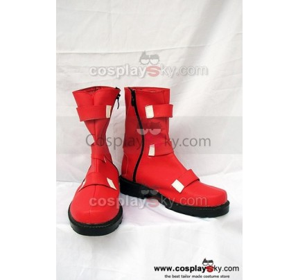 KOF The King Of Fighters Chris Cosplay Boots