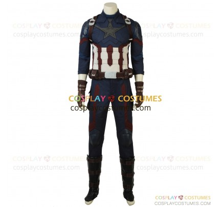Captain America Cosplay Costumes for Captain America Cosplay